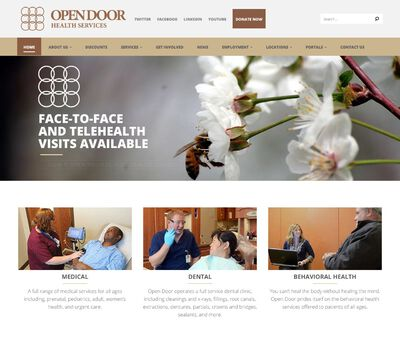STD Testing at Open Door Family Planning