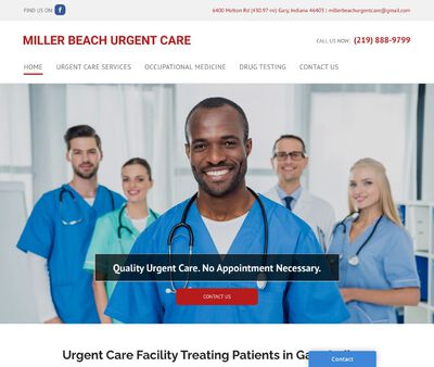 STD Testing at Miller Beach Urgent Care