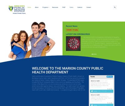 STD Testing at Marion County Public Health Department