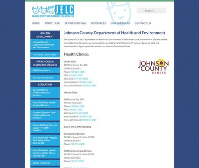 STD Testing at The Johnson County Department of Health and Environment