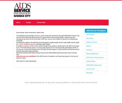 STD Testing at AIDS Service Foundation