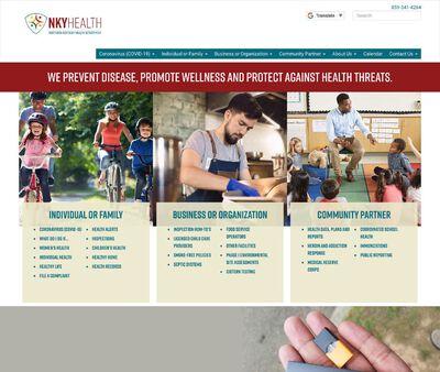STD Testing at Northern Kentucky Health Department