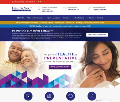 STD Testing at HealthFirst Bluegrass Southland Drive Clinic