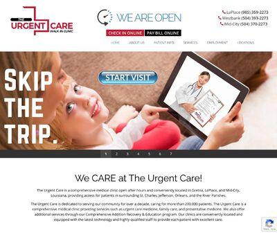 STD Testing at The Urgent Care – LaPlace