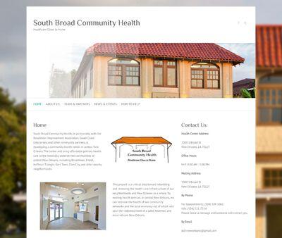 STD Testing at Access Health Louisiana (South Broad Community Health Center)