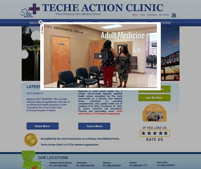 STD Testing at Teche Action Clinic