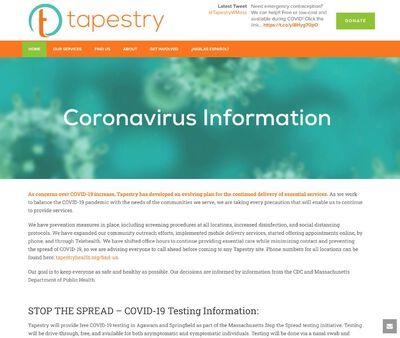 STD Testing at Tapestry