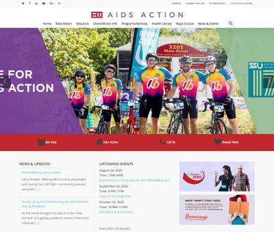 STD Testing at AIDS Action