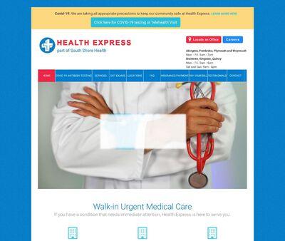 STD Testing at Health Express