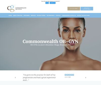 STD Testing at Commonwealth OB-GYN