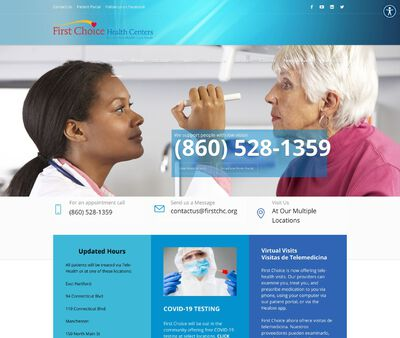 STD Testing at First Choice Health Centers Incorporated