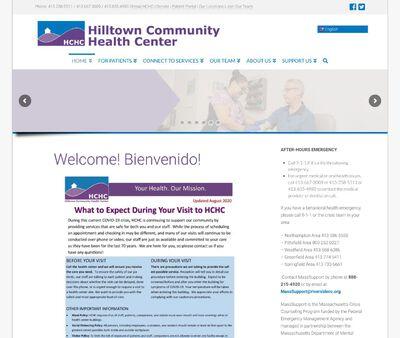 STD Testing at Hilltown Community Health Center (Huntington Health Center)
