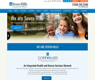 STD Testing at Seven Hills Foundation (Clinical and behavioral Health)
