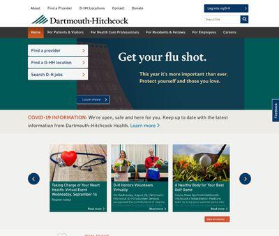 STD Testing at Dartmouth-Hitchcock Medical Center