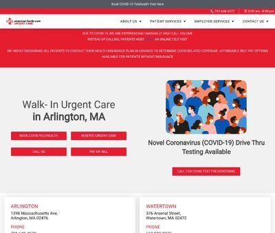 STD Testing at AFC Urgent Care Arlington