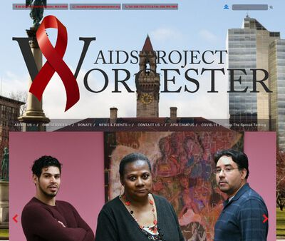 STD Testing at AIDS Project Worcester