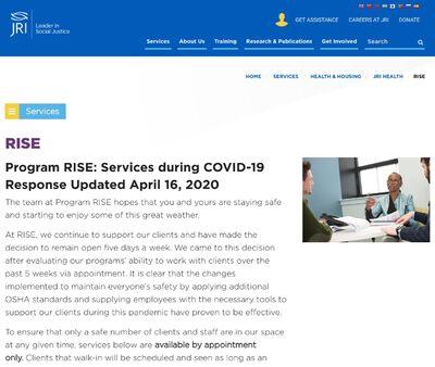 STD Testing at Program RISE