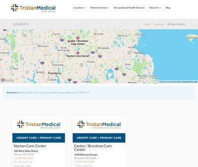 STD Testing at Tristan Medical New Bedford Care Center