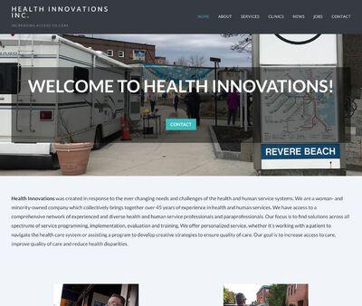 STD Testing at Health Innovations HIV and Street Outreach Program