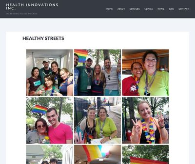 STD Testing at Health Innovations – Healthy Streets