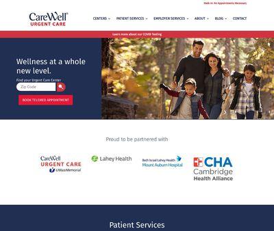 STD Testing at CareWell Urgent Care Northborough