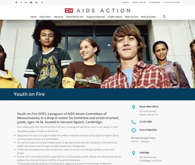 STD Testing at AIDS Action Committee of Massachusetts