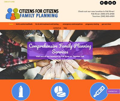 STD Testing at Citizens for Citizens Family Planning