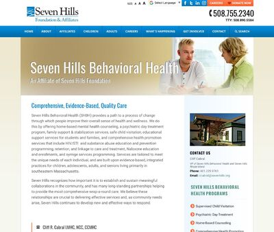 STD Testing at Seven Hills Foundation Clinical and Behavioral Health Center