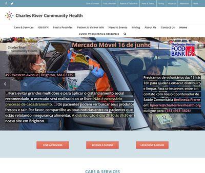 STD Testing at Charles River Community Health