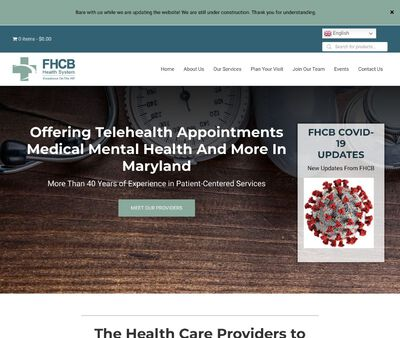 STD Testing at Family Health Centers of Baltimore