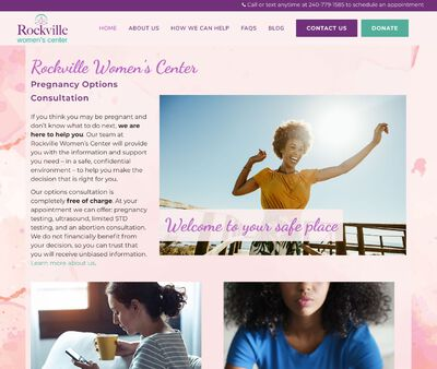 STD Testing at Rocksville Women's Center