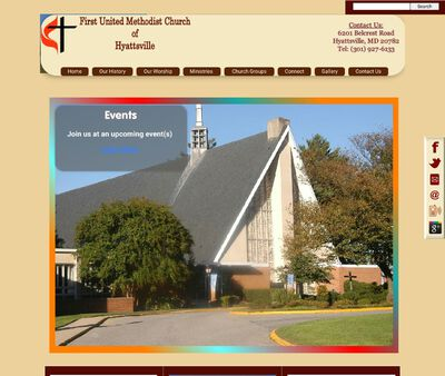 STD Testing at First United Methodist Church Of Hyattsville (HIV/AIDS Awareness Ministry)