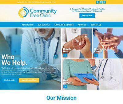 STD Testing at Community Free Clinic, Inc.