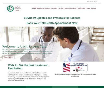 STD Testing at U.N.I Urgent Care