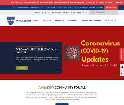 STD Testing at Washington County Health Department