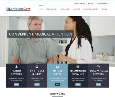 STD Testing at Ambient Medical Care