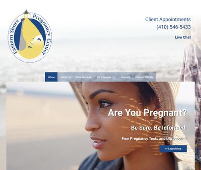 STD Testing at Eastern Shore Pregnancy Center