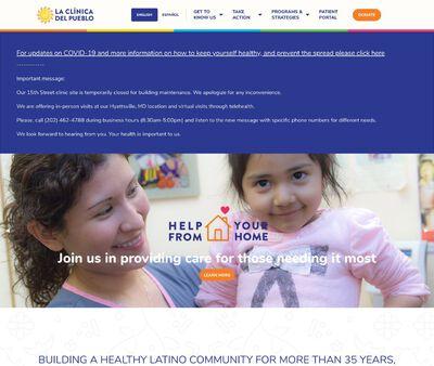 STD Testing at La Clínica del Pueblo