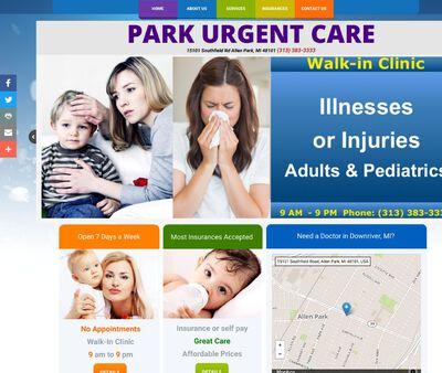 STD Testing at Park Urgent Care