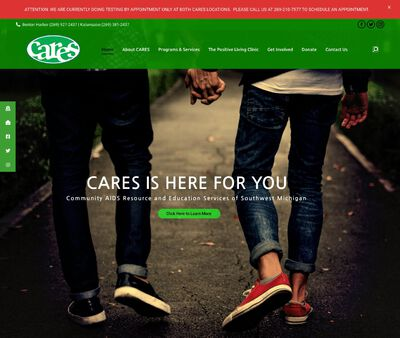 STD Testing at CARES (Community AIDS Resource and Education Services)