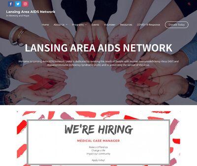 STD Testing at Lansing Area AIDS Network