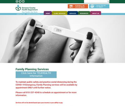 STD Testing at Family Planning Services