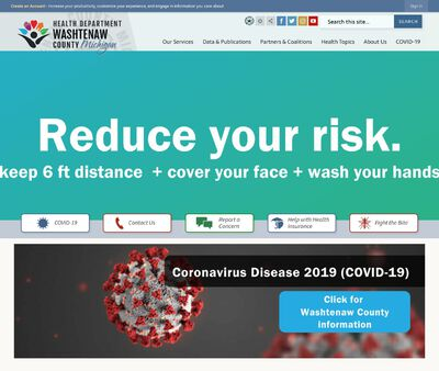 STD Testing at Washtenaw County Public Health Department