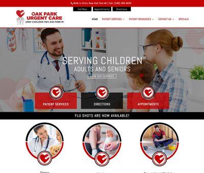 STD Testing at Oak Park Urgent Care & Walk-In Clinic in Oak Park, MI