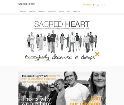 STD Testing at Sacred Heart Rehabilitation Center