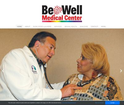 STD Testing at Be Well Medical Center
