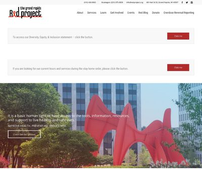 STD Testing at Grand Rapids Red Project