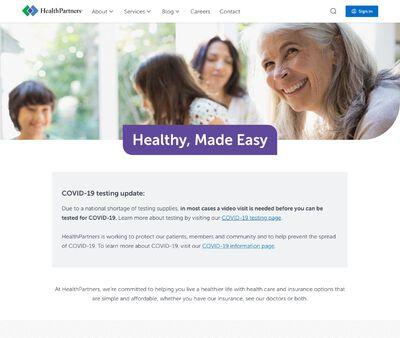 STD Testing at HealthPartners Riverside Urgent Care Minneapolis