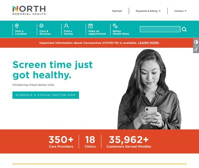 STD Testing at North Memorial Health Clinic