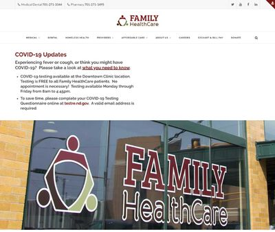 STD Testing at Family HealthCare